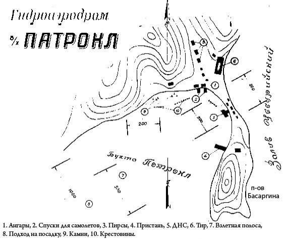 Гидроаэродром Патрокл